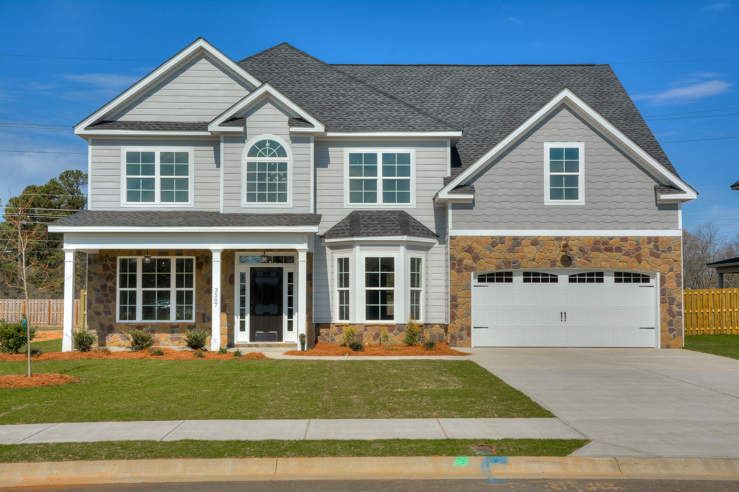 Custom home in evans ga first choice home builders home for First choice custom homes