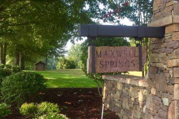 Maxwell Springs